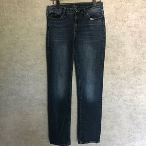 Lucky Brand Jeans - Lucky Brand Brooke Straight Jeans